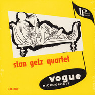 Stan Getz Quartet - The Stan Getz Quartet