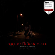 Sqürl - OST The Dead Don't Die Colored Vinyl Edition