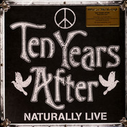 Ten Years After - Naturally Live Coloured Vinyl Edition
