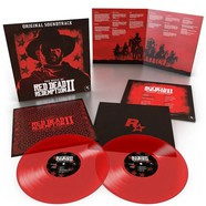 V.A. - OST The Music Of Red Dead Redemption 2 Colored Vinyl Edition