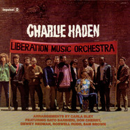 Charlie Haden - Liberation Music Orchestra