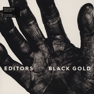 Editors - Black Gold White Vinyl Edition