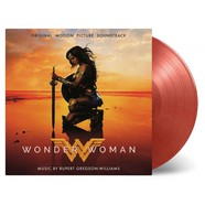 V.A. - OST Wonder Woman Coloured Vinyl Edition