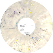 Defaultman & Sapurra - Paperman EP Green & Yellow Vinyl Edition