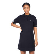 Fred Perry - Fred Perry Knitted Dress