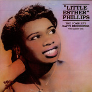 Little Esther - The Complete Savoy Recordings With Johnny Otis