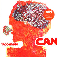 Can - Tago Mago Orange Vinyl Edition