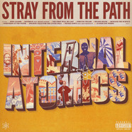 Stray From The Path - Internal Atomics Blue Vinyl Edition