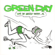 Green Day - Live On Green Vinyyyyyll Live Italy 93