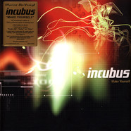 Incubus - Make Yourself 20th Anniversary Flaming Orange Vinyl Edition