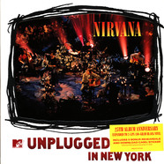 Nirvana - MTV Unplugged In New York 25th Anniversary Vinyl Edition