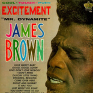 James Brown - Excitement Cool Tough Pure