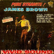 James Brown - Pure Dynamite! (Recorded On The Spot. The Dynamic James Brown On Stage At The Famous Royal Theater, Baltimore, Maryland)