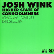 Josh Wink - Higher State Of Consciousness Adana Twins Remixes Black Vinyl Edition