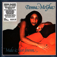 Donna McGhee - Make It Last Forever Black Vinyl Edition