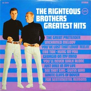 The Righteous Brothers - The Righteous Brothers Greatest Hits
