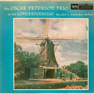 The Oscar Peterson Trio - At The Concertgebouw