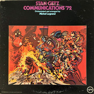 Stan Getz - Communications '72
