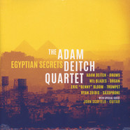 Adam Deitch Quartet, The - Egyptian Secrets