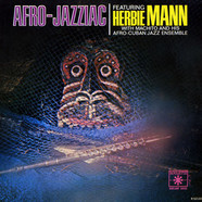 Herbie Mann With Machito & His Afro-Cubans - Afro-Jazziac