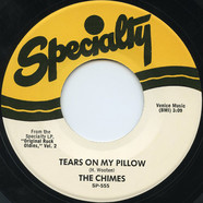 The Chimes (8) - Tears On My Pillow / Zindy Lou