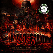Slayer - The Repentless Killogy, Live... Black Vinyl Edition