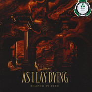As I Lay Dying - Shaped By Fire Black Vinyl Edition