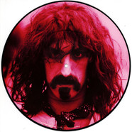 Frank Zappa - Peaches En Regalia / Little Umbrellas Picture Disc Black Friday Record Store Day 2019 Edition