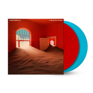 Tame Impala - The Slow Rush Red & Blue Vinyl Edition