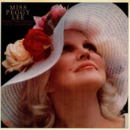 Peggy Lee - Miss Peggy Lee Sings The Songs Of Cy Coleman
