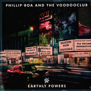 Phillip Boa & The Voodooclub - Earthly Powers