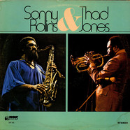 Sonny Rollins & Thad Jones - Sonny Rollins & Thad Jones
