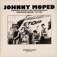 Johnny Moped - Live In Trafalgar Square 1983