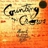 Counting Crows - August And Everthing After Limited Orange Vinyl Edition