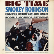 Smokey Robinson - Big Time (Original Music Score From The Motion Picture)