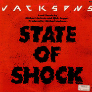 Jacksons, The - State Of Shock