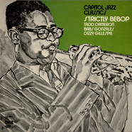 Tadd DameronBabs GonzalesDizzy Gillespie - Strictly Bebop