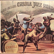 Thomas Jefferson And His Creole Jazz Band - New Orleans Creole Jazz Band Featuring Thomas Jefferson