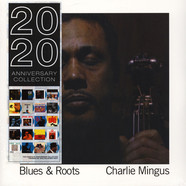 Charles Mingus - Blues & Roots Blue Vinyl Edition
