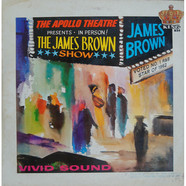 James Brown - The James Brown Show (Live At The Apollo)