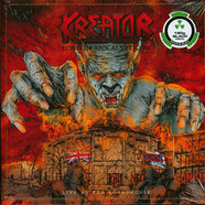 Kreator - London Apocalypticon - Live Black Vinyl Edition