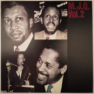 The Modern Jazz Quartet - M.J.Q. Vol. 2