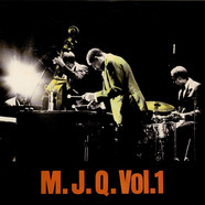Modern Jazz Quartet, The - M.J.Q. Vol. 1