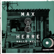 Max Herre - Hallo Welt! Green & White Vinyl Edition