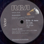 Vicki Sue Robinson - Trust In Me / Don't Try To Win Me Back Again