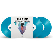 Gregory Porter - All Rise Limited Triple Blue Vinyl Edition