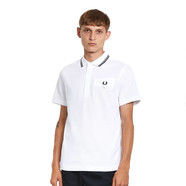 Fred Perry x Charlie Casely-Hayford - Shirting Back Polo Shirt