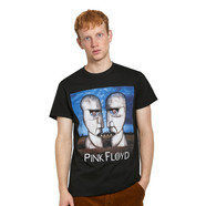Pink Floyd - The Division Bell Logo T-Shirt