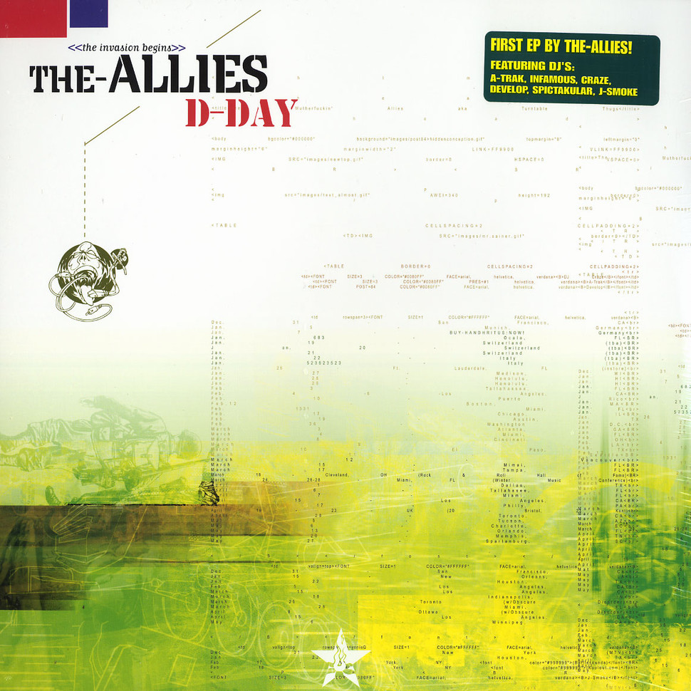 Allies, The - D-Day