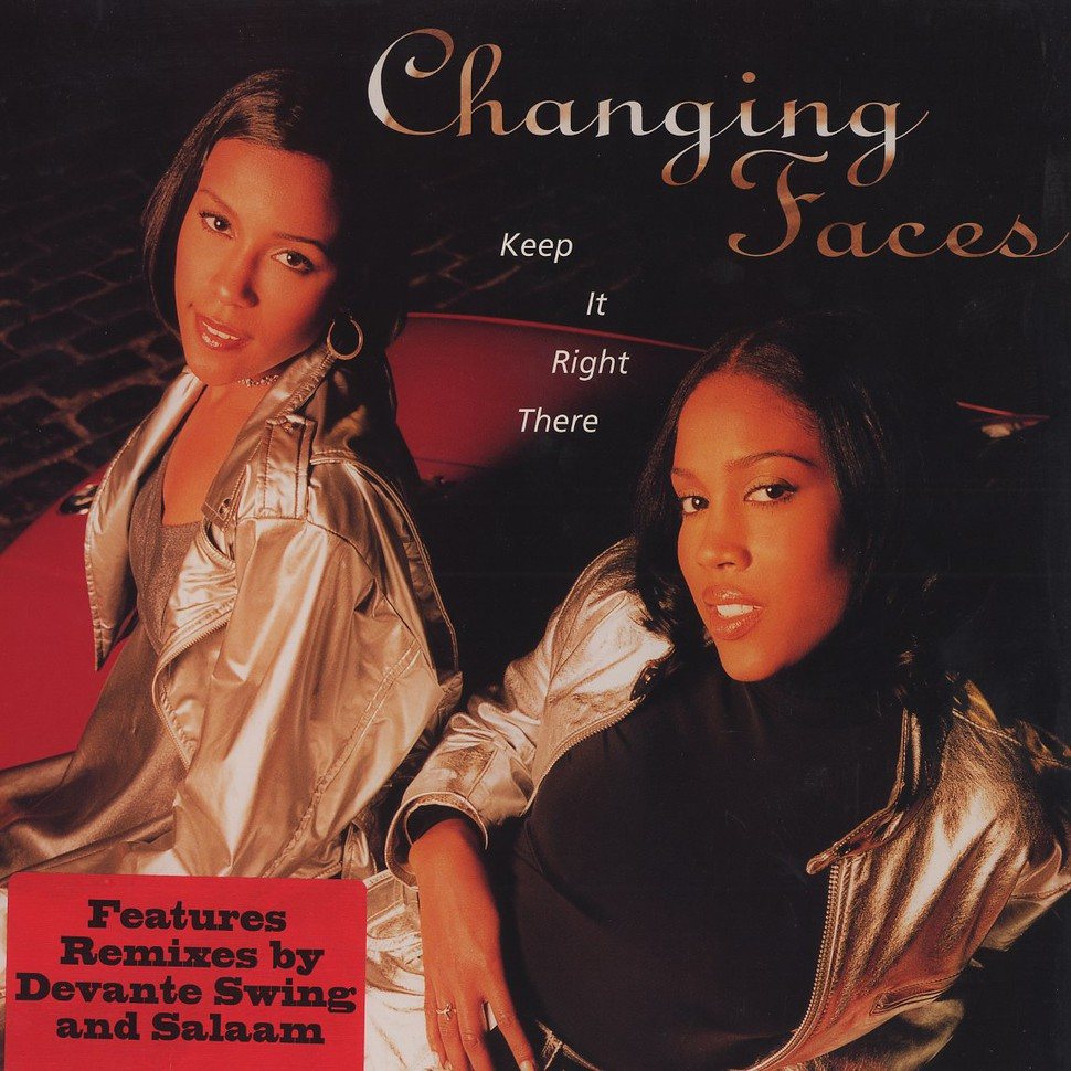 Changing Faces - Keep it right there